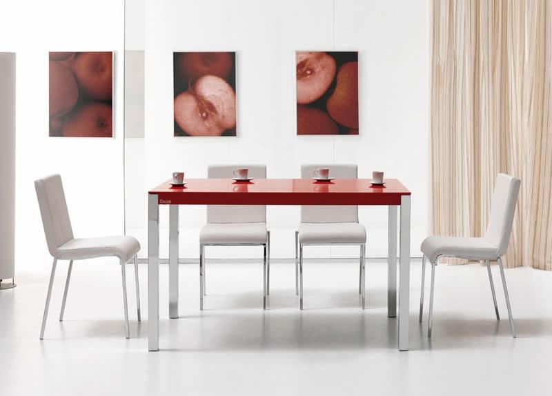 Mesas y sillas de cocina - Cocinas Luan -